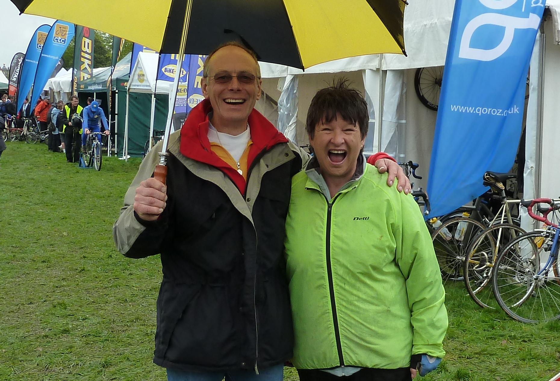 A 1 Geoff Booker & Caroline Nye