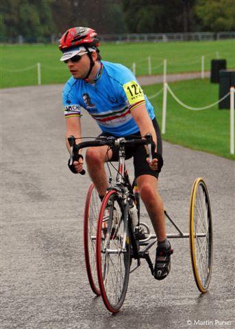 Gerry Meyen racing C