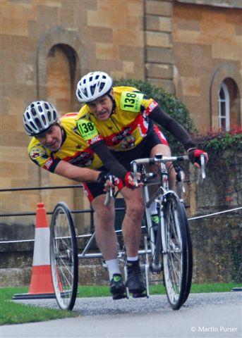 Peter Brocklehurst and Peter Daniel C  3