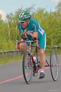 Mark Brooking ~ Willesden CC ~ TT 14