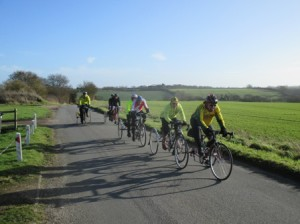 Ride to Lavenham Small Web