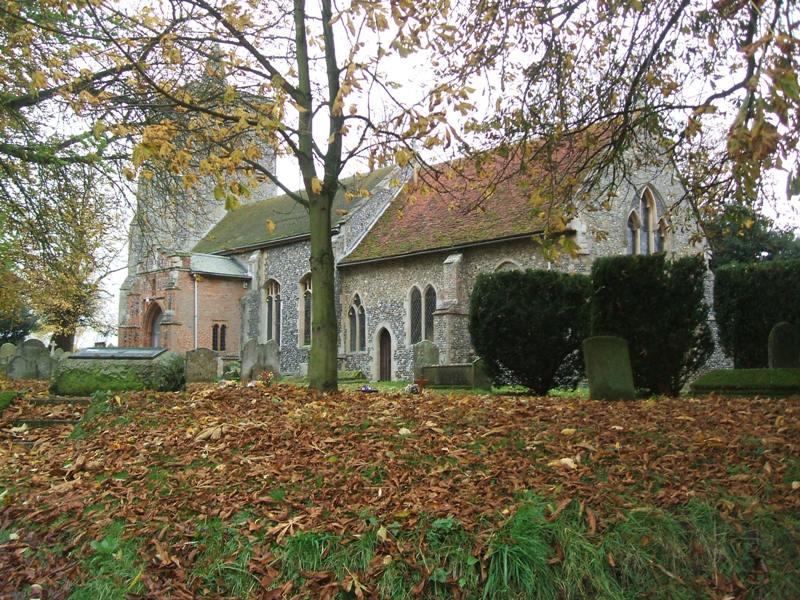 Great Ashfield Church Nov 2008 (MLB)