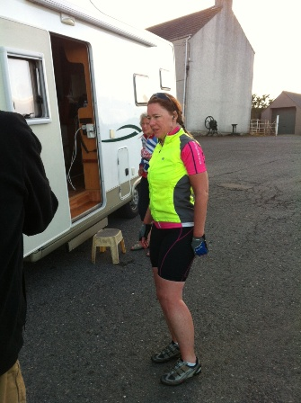 Jane 30 miles to go