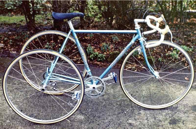 Ron Dorey 12 1981 Side
