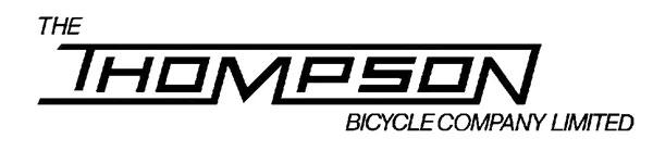 Thompson-Bicycle-Co