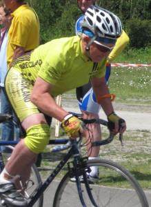 Martin Badham starting