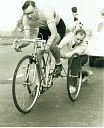 Herbie Nevile racing