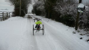 Roy P's trike in the snow 1 (RP)
